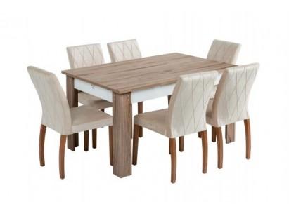 Aslı Masa-Sandalye Seti