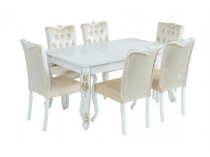 Hürrem Masa-Sandalye Seti