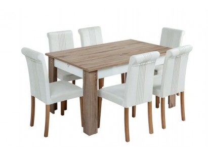 Nisa Masa-Sandalye Seti
