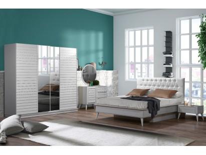 Beykoz Beyaz Yatak Odası