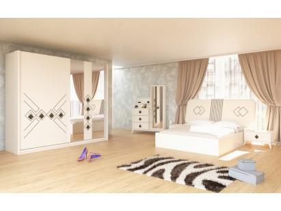 Grande Yatak Odası Beyaz