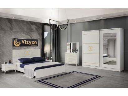 Chanel Yatak Odası